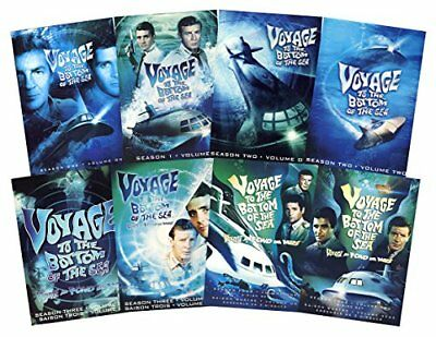 Voyage to the Bottom of the Sea - The Complete Series Collection [DVD] NEW!