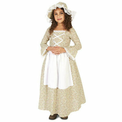 NEW Buyseasons Girls' Colony Child Costume - Multi - Size:L