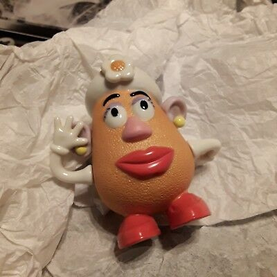 Disney Pixar Toy Story Mrs. Potato Head 4 inch Ceramic Figure Mint.