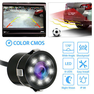 COLOR REAR VIEW CAMERA W// ACTIVE GUIDELINES FOR KENWOOD DNX6990HD DNX-6990HD
