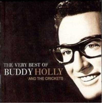 Buddy Holly and The Crickets-The Very Best Of Buddy Holly & The Crickets CD NEW