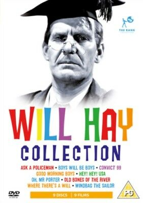 Will Hay Collection (New Packaging), 5037115295033