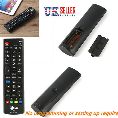 Universal Replacement TV Remote Control AKB73715601 For LG LCD LED Smart TV  NEW