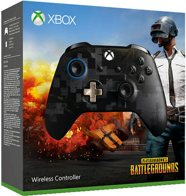 Microsoft Xbox One Wireless Controller Battlegrounds Limited Edition Camouflag