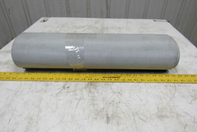 "24"" Woven Back 2 Ply Smooth Top Conveyor Belt 5/64""T x 10'6"""