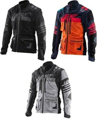 Leatt 2019 Offroad GPX 5.5 Enduro Jacket Mens All Colors and Sizes