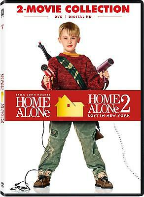 XMAS GIFT Home Alone 1-2 Classic Christmas Movie [DVD] BRAND NEW>FREE SHIPPING!