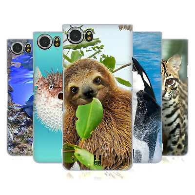 Head Case Designs Famous Animals Hard Back Case For Blackberry Phones