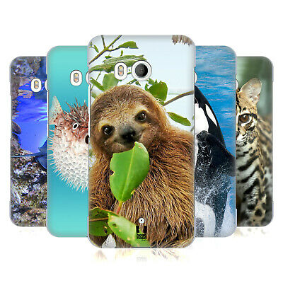Head Case Designs Famous Animals Hard Back Case For Htc Phones 1