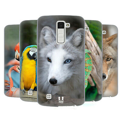 Head Case Designs Famous Animals Hard Back Case For Lg Phones 3