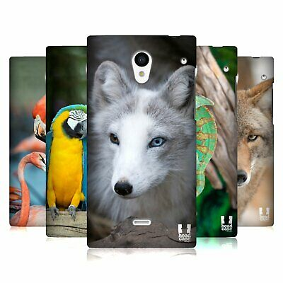 Head Case Designs Famous Animals Hard Back Case For Sharp Phones