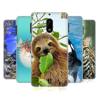 Head Case Designs Famous Animals Hard Back Case For Nokia Phones 1