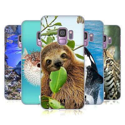 Head Case Designs Famous Animals Hard Back Case For Samsung Phones 1