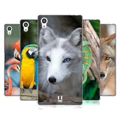 Head Case Designs Famous Animals Soft Gel Case For Sony Phones 2