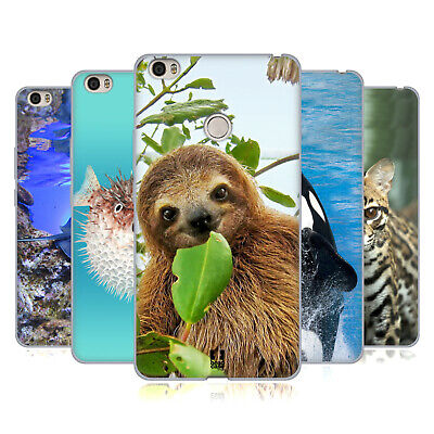 Head Case Designs Famous Animals Soft Gel Case For Xiaomi Phones 2