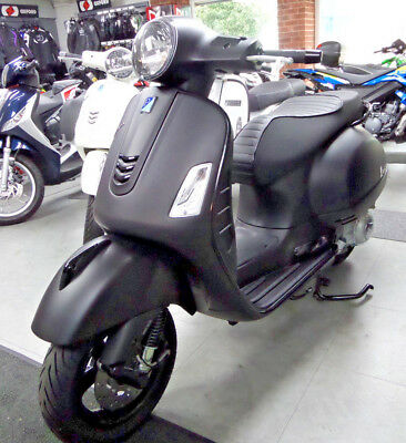 Vespa GTS 300 Notte Special Edition Brand New! **0% Finance**