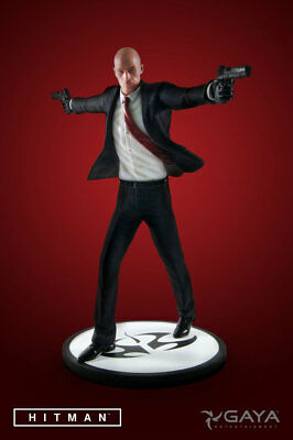 Hitman Agent 47 Statue 26 cm Figur Gaya Entertainment