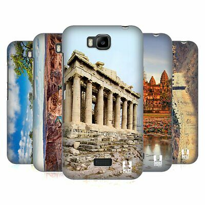 Head Case Designs Famous Landmarks Hard Back Case For Huawei Phones 2