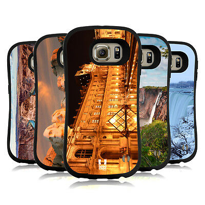 Head Case Designs Famous Landmarks Hybrid Case For Samsung Phones