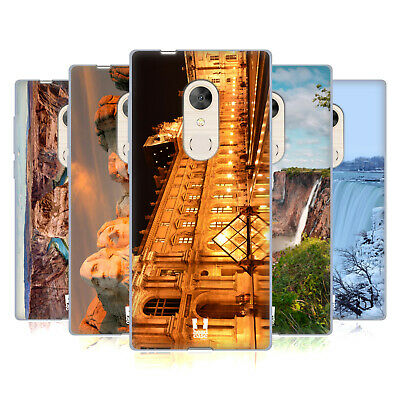 Head Case Designs Famous Landmarks Soft Gel Case For Alcatel Phones