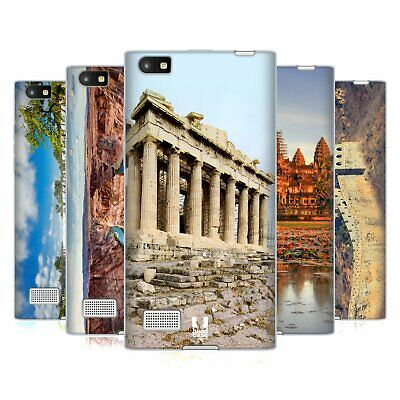 Head Case Designs Famous Landmarks Soft Gel Case For Blackberry Phones