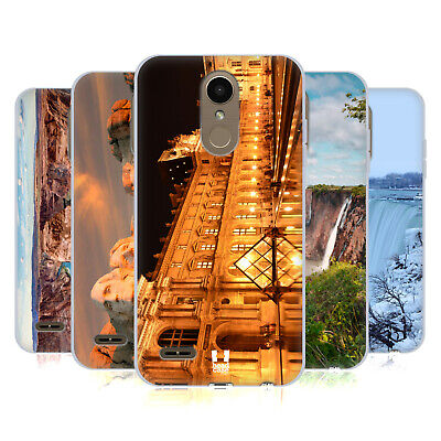 Head Case Designs Famous Landmarks Soft Gel Case For Lg Phones 2