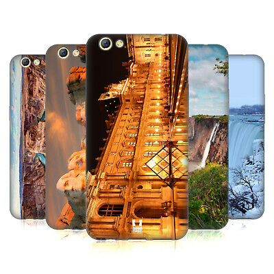 Head Case Designs Famous Landmarks Soft Gel Case For Oppo Phones