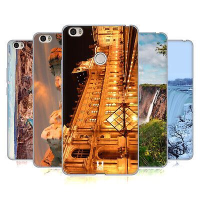 Head Case Designs Famous Landmarks Soft Gel Case For Xiaomi Phones 2