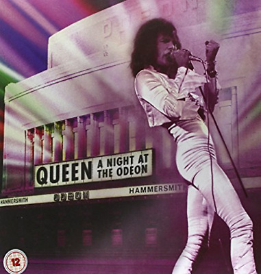 Queen-A Night At The Odeon CD NEW
