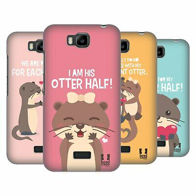 Head Case Designs My Significant Otter Hard Back Case For Huawei Phones 2
