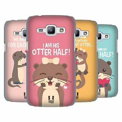 Head Case Designs My Significant Otter Hard Back Case For Samsung Phones 4
