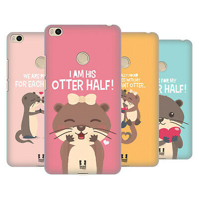 Head Case Designs My Significant Otter Hard Back Case For Xiaomi Phones 2