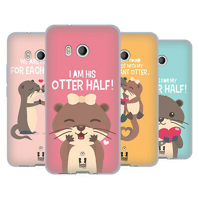 Head Case Designs My Significant Otter Soft Gel Case For Htc Phones 1