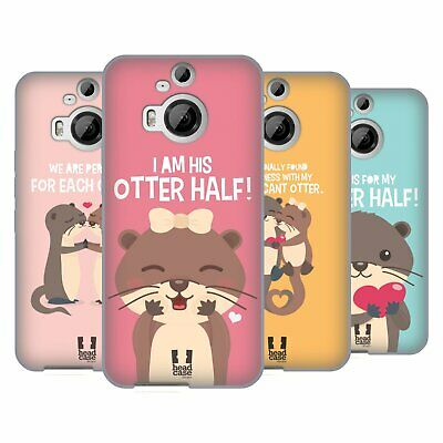 Head Case Designs My Significant Otter Soft Gel Case For Htc Phones 2