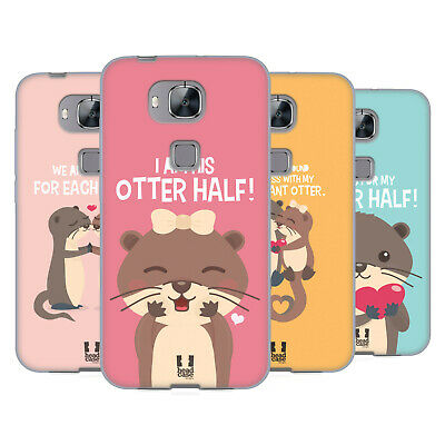 Head Case Designs My Significant Otter Soft Gel Case For Huawei Phones 2