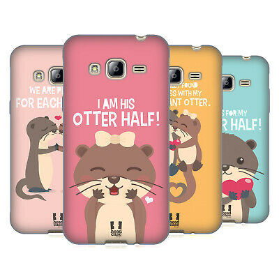 Head Case Designs My Significant Otter Soft Gel Case For Samsung Phones 3