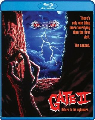 GATE II 2 New Sealed Blu-ray