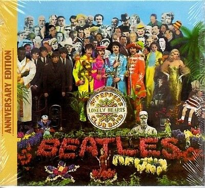 The Beatles - Sgt. Peppers Lonely Hearts Club Band - 2017 Remix - SEALED