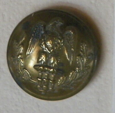 Bb the ESSEX REGIMENT British UNIFORM BUTTON medium