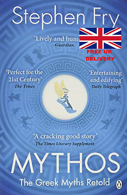 Mythos The Greek Myths Retold A Retelling of the of Ancient Greece Paperback New