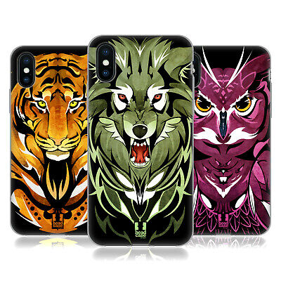 HEAD CASE DESIGNS MY SPIRIT ANIMAL GEL CASE FOR APPLE iPHONE PHONES