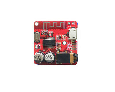 Bluetooth 4.1 Mini Audio Decoder MP3 Receiver Verlustfreie Verstärkermodul 3,7 V