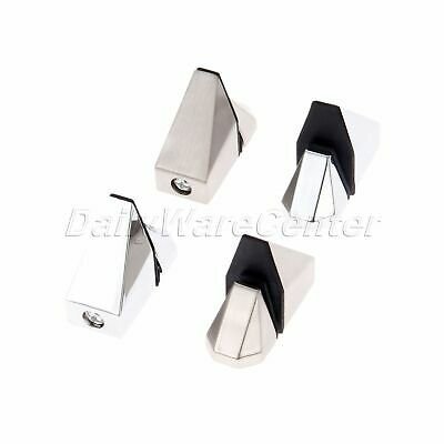 3mm-22mm Thick Glass Shelf Wooden Acrylic Clamps Shelf Holder Support Brackets