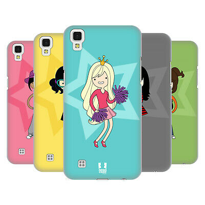Head Case Designs Female Teen Personalities Hard Back Case For Lg Phones 2