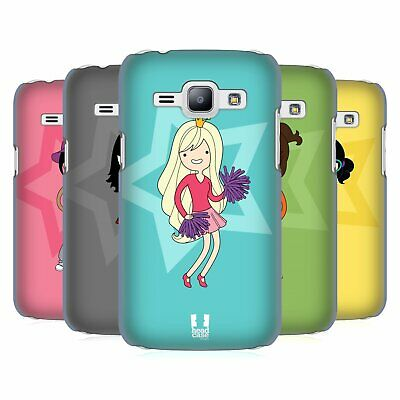 Head Case Designs Female Teen Personalities Hard Back Case For Samsung Phones 4