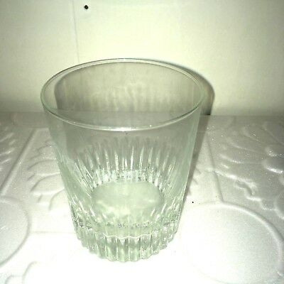 Drambuie Old-Fashioned On-the-rocks Bar Glass Weighted Bottom Etched Logo