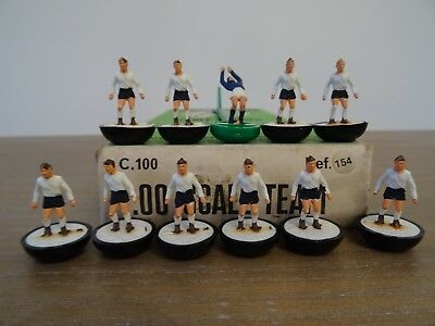 + Subbuteo Heavyweight Team ENGLAND - Ref: 154 - In Referenced Box +