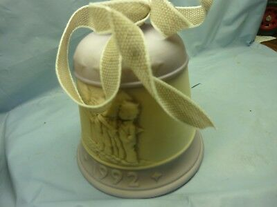 Hummel Goebel Christmas Bell Harmony In Four Parts 1992
