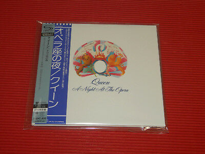 2018 ENCORE PRESS QUEEN A Night At The Opera JAPAN MINI LP SHM CD
