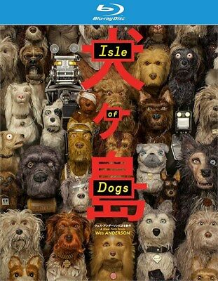 Isle of Dogs (Blu-ray Disc ONLY, 2018)